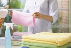 Quần áo không khô bốc mùi hôi hám, làm theo cách này thơm phức sau 1 đêm