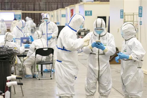 Pháp ghi nhận ca tử vong đầu tiên vì COVID-19 ngoài châu Á-1