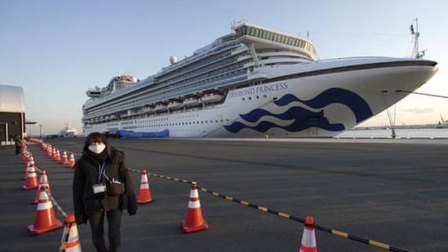 Thêm 67 ca nhiễm, du thuyền ở Nhật có 285 trường hợp dương tính với Covid-19, Mỹ cấp tốc chuẩn bị giải cứu công dân-1