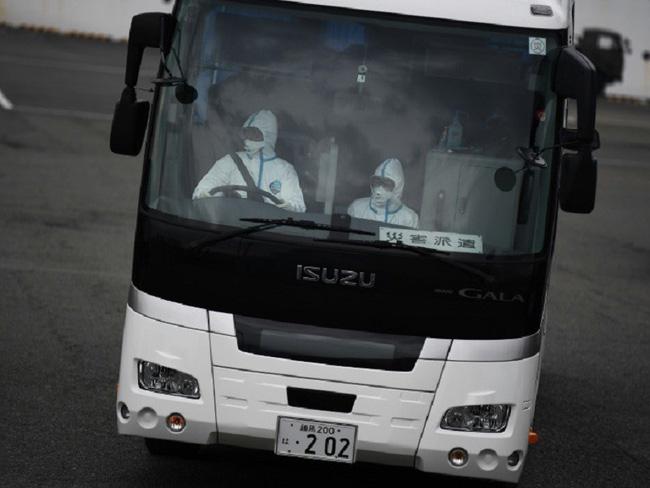Thêm 67 ca nhiễm, du thuyền ở Nhật có 285 trường hợp dương tính với Covid-19, Mỹ cấp tốc chuẩn bị giải cứu công dân-2
