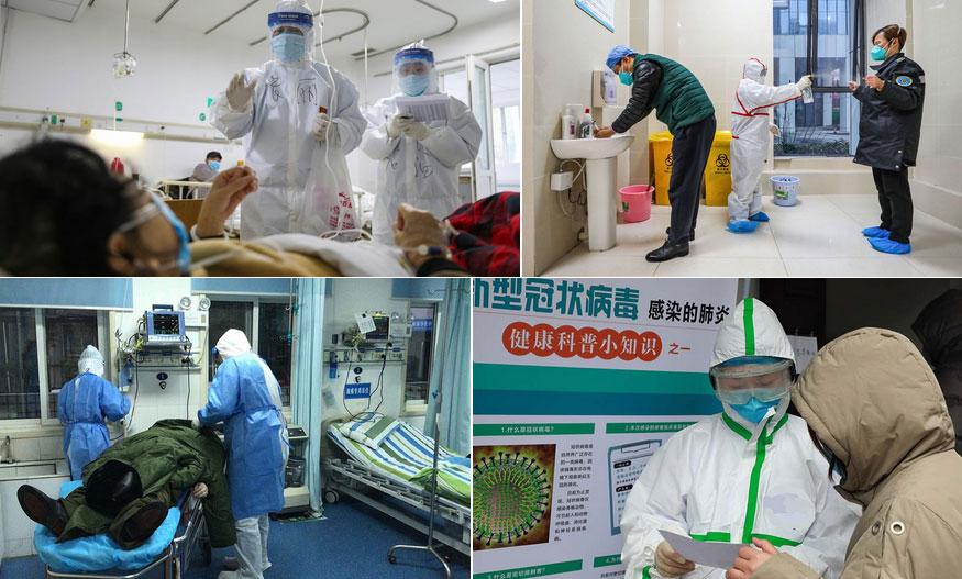 1.716 y bác sĩ nhiễm bệnh và cuộc khủng hoảng mới của TQ-2