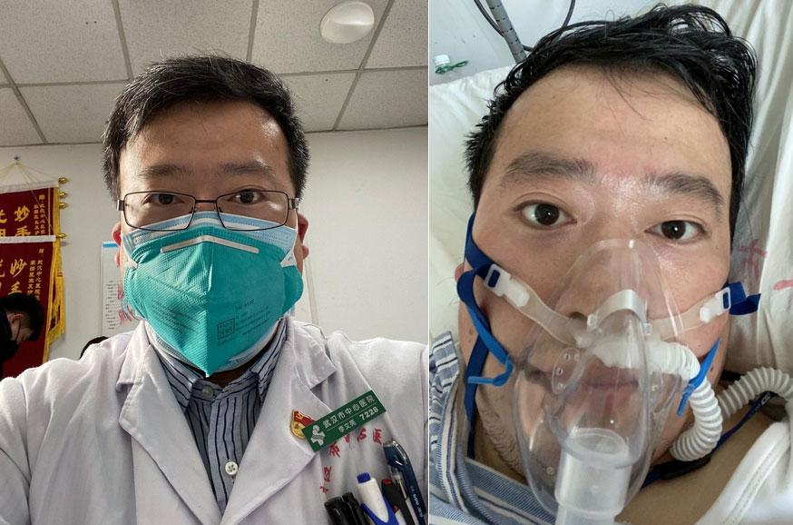 1.716 y bác sĩ nhiễm bệnh và cuộc khủng hoảng mới của TQ-5