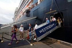 Phát hiện nữ hành khách trên du thuyền bị 5 nơi
