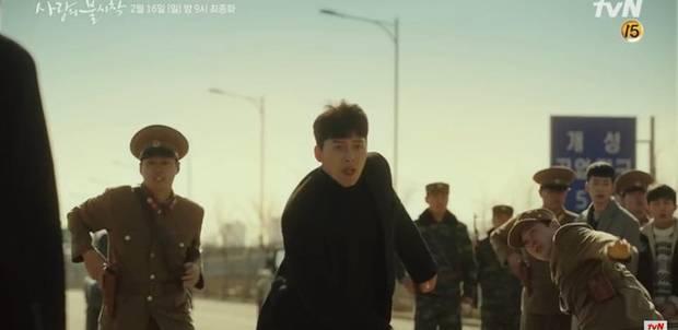 Preview tập cuối Crash Landing on You: Bị thập diện mai phục, Hyun Bin vẫn lao thẳng qua biên giới vì Son Ye Jin?-3