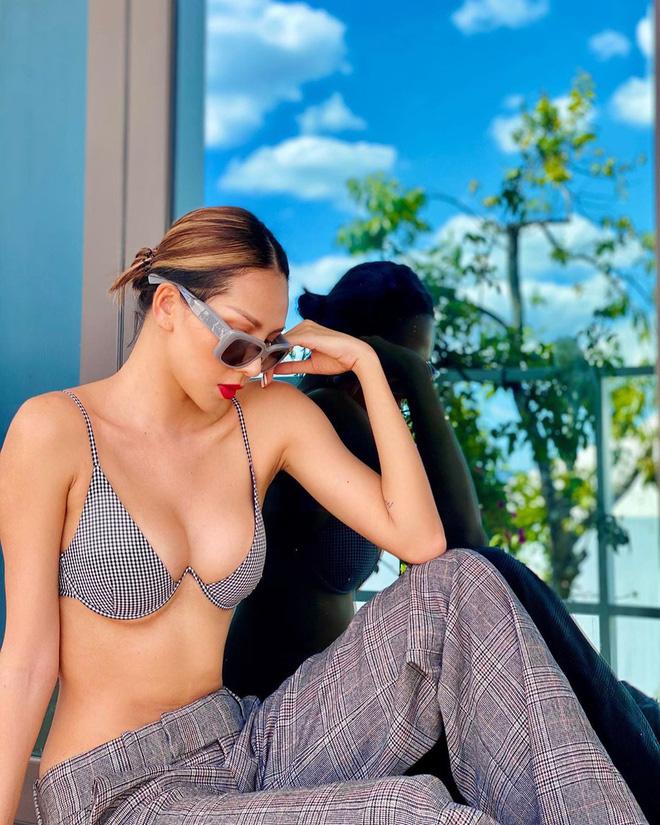Kỳ Duyên cùng người yêu tin đồn khoe ảnh bikini nóng bỏng khi đi du lịch chung-4