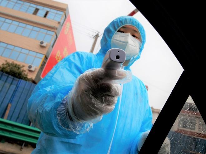 Máy đo thân nhiệt hồng ngoại có hiệu quả ngăn dịch virus corona?-1