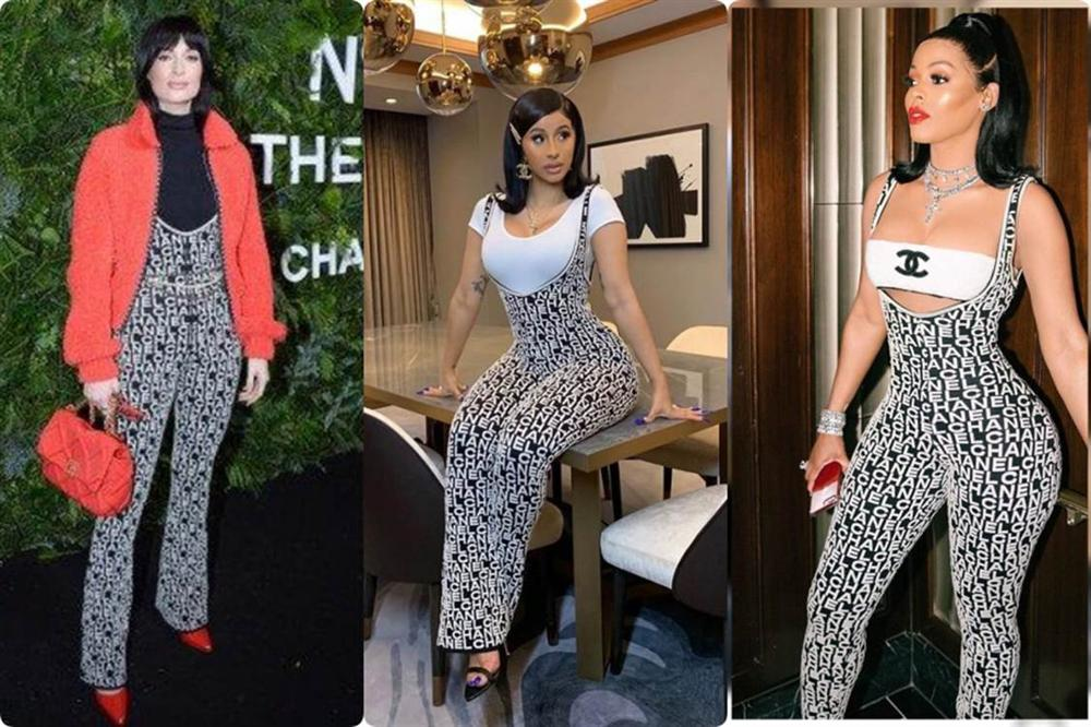 Diện bộ jumpsuit gần 80 triệu, Chi Pu mix đồ cực kỳ cao tay thậm chí còn có thể so bì độ gợi cảm với cả Kylie Jenner-7