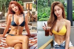 Nữ DJ chuộng bikini khoe dáng gợi cảm, mặc đẹp không kém sao Hàn