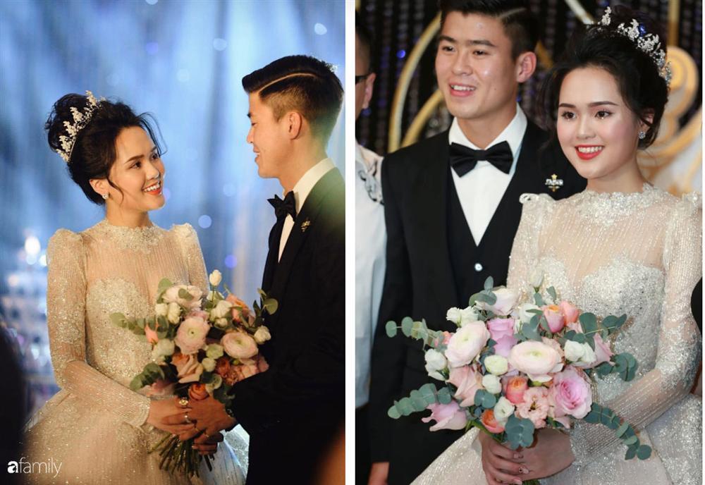 """Sau đám cưới long lanh bạc tỷ cùng cầu thủ Duy Mạnh, Quỳnh Anh lập tức nhập vai"""" với hình tượng gái đã có chồng bằng bộ đồ trên Đông dưới Tây lại không son phấn-5"""