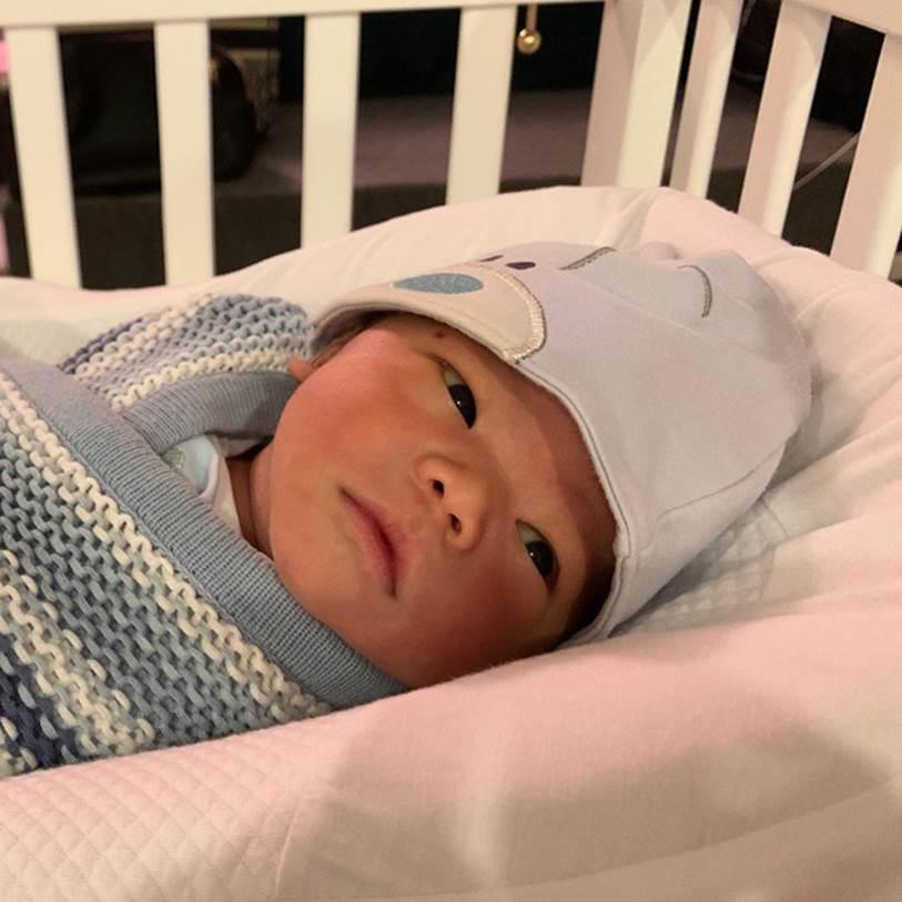 Mới gần 3 tháng tuổi, con trai siêu mẫu Lan Khuê đã được thừa kế món tài sản bất ngờ từ mẹ-5