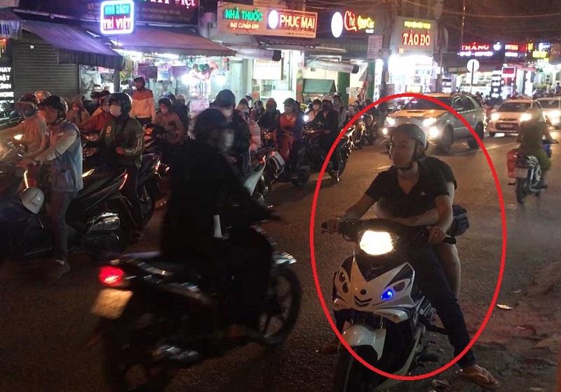 Nữ phóng viên VTV8 bị tát khi đang tác nghiệp ở Đà Nẵng-1