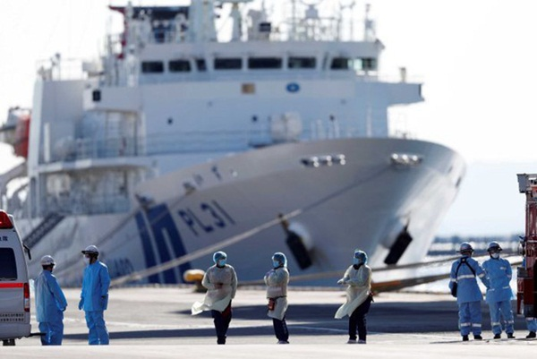 Du thuyền Diamond Princess: Xét nghiệm 1200 người có 355 ca nhiễm, tỉ lệ gần 30% chỉ từ 1 nguồn duy nhất - Tại sao cách ly rồi mà lây nhiễm nhiều như vậy?-6