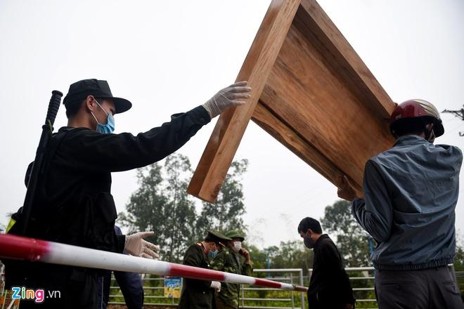 Vĩnh Phúc kêu gọi 192 người rời khỏi xã Sơn Lôi quay lại địa phương-1