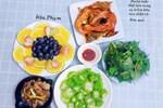 """8X gợi ý thực đơn cả tuần giúp mọi người chẳng còn đau đầu suy nghĩ """"Hôm nay ăn gì?"""""""