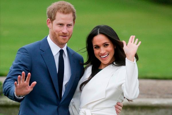 Meghan Markle bị nghi giả vờ yêu Harry trong một cuộc hôn nhân tồi tệ-1