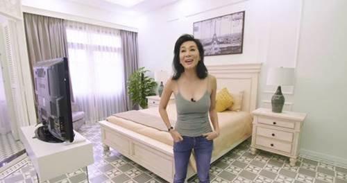 Người đẹp không tuổi Kỳ Duyên khoe nhà mới tậu, đơn giản nhưng hoành tráng bất ngờ-6