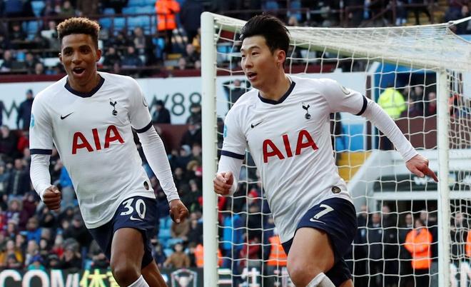 Son Heung-min đi vào lịch sử sau màn giải cứu Tottenham-1