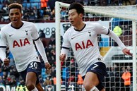 Son Heung-min đi vào lịch sử sau màn giải cứu Tottenham