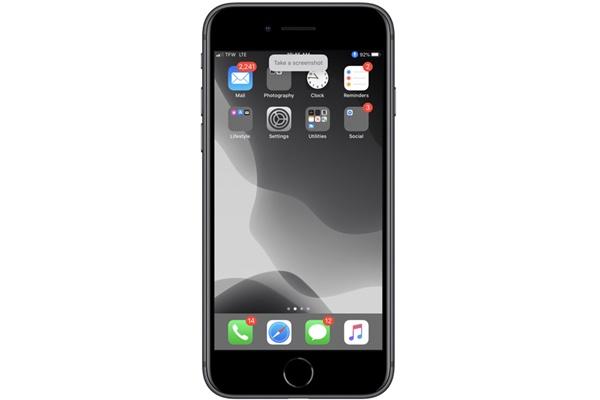 Cách chụp ảnh màn hình iPhone bằng giọng nói-3