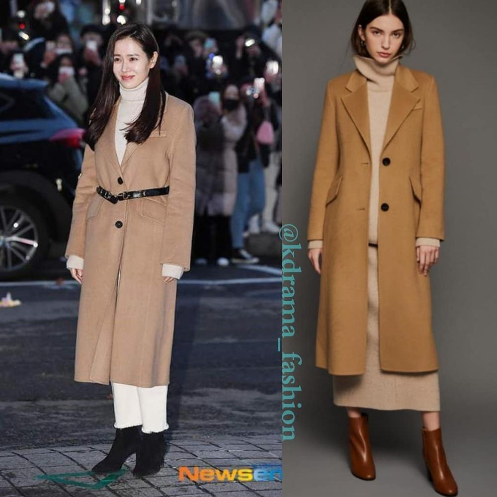Huyn Bin và Son Ye Jin diện áo khoác đôi tại tiệc mừng công, bất ngờ nhất là giá áo của anh gấp mấy lần áo chị-9