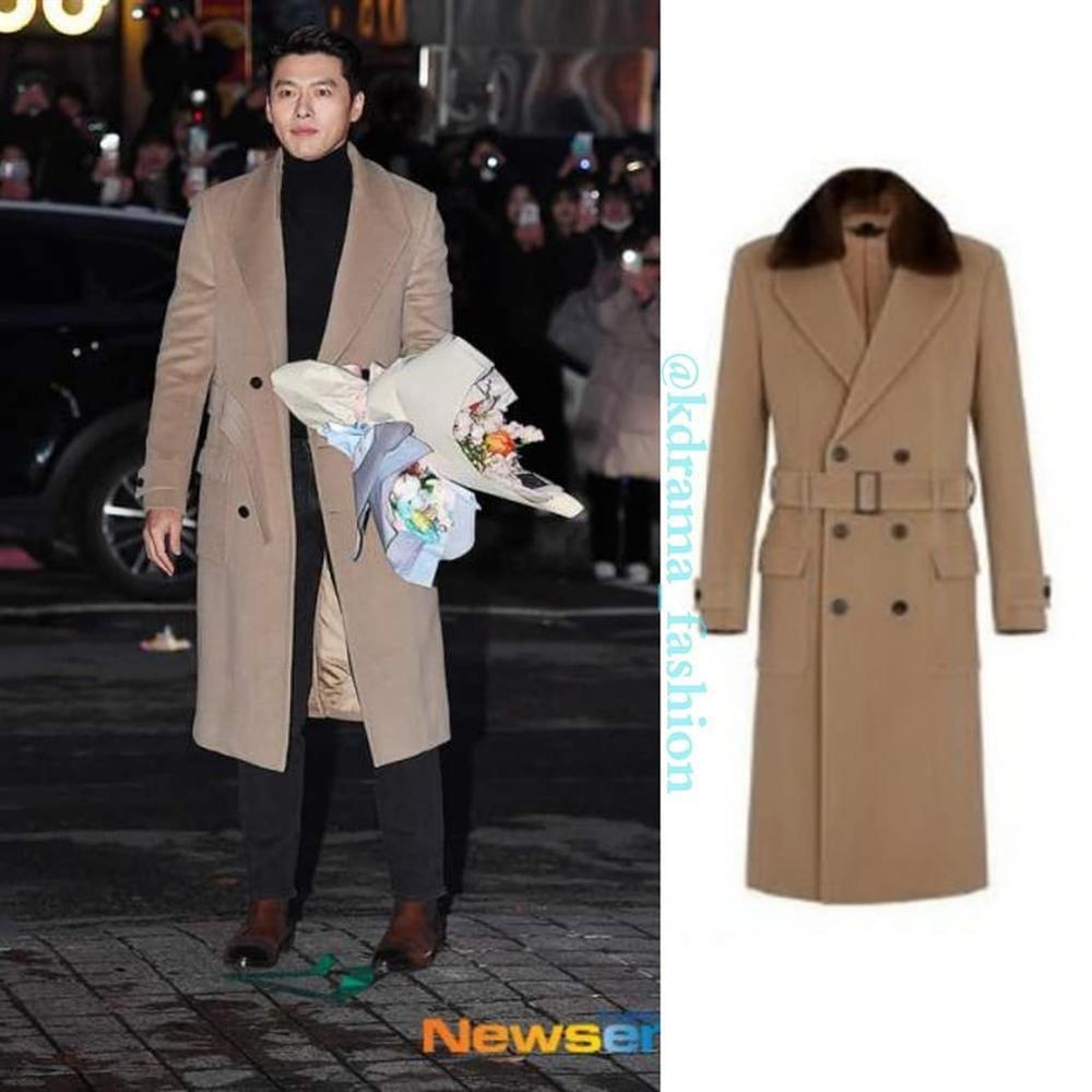 Huyn Bin và Son Ye Jin diện áo khoác đôi tại tiệc mừng công, bất ngờ nhất là giá áo của anh gấp mấy lần áo chị-6