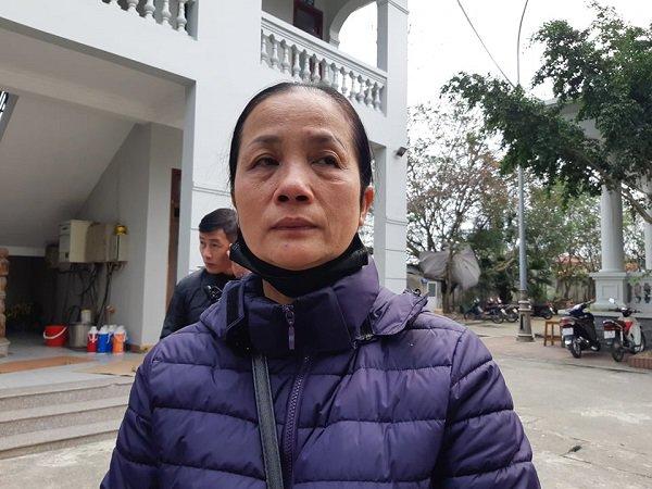 """Vụ mẹ con ăn xin gặp nạn trên cầu Thanh Trì: 7 năm qua cháu tôi chưa được đặt tên""""-2"""