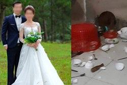 Chồng hất tung mâm ra sân vì vợ chưa kịp xới cơm cho mẹ chồng, song phản ứng của nàng dâu mới thật sự khiến cả nhà