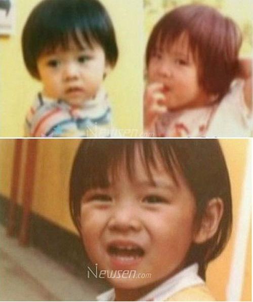 Ngỡ ngàng với mối duyên tiền định của Hyun Bin và Son Ye Jin: Từ bé đến lớn nhìn kiểu gì cũng ra tướng phu thê-3