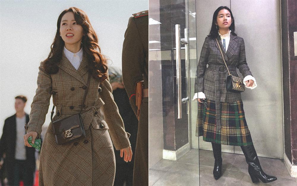 Đời không như mơ: Thử copy style của Son Ye Jin trong Crash Landing On You, nàng công sở nhận cái kết đắng-3
