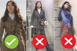 Đời không như mơ: Thử copy style của Son Ye Jin trong Crash Landing On You, nàng công sở nhận cái kết