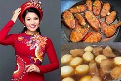 Tình mẹ bao la, có 2 con lớn, nghệ sĩ Ngọc Huyền vẫn được mẹ ruột nấu ăn mỗi ngày