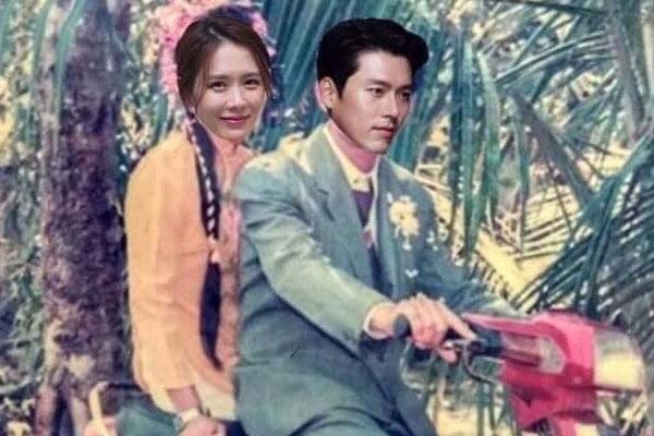 Huyn Bin cưỡi dream cực ngầu đón bạn gái tài phiệt về dinh