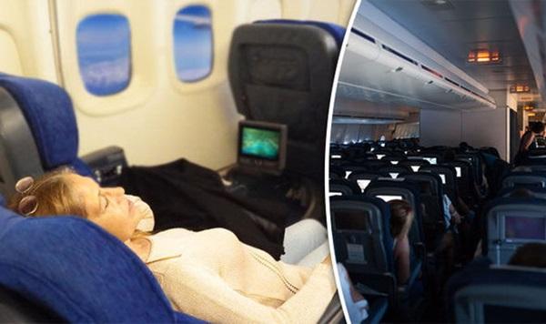Nữ hành khách bị đấm liên tục vào lưng ghế trên máy bay, tiếp viên lại bênh vực kẻ ngồi sau và tranh cãi kịch liệt của cư dân mạng: Ai đúng, ai sai?-2