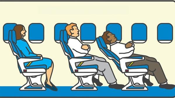 Nữ hành khách bị đấm liên tục vào lưng ghế trên máy bay, tiếp viên lại bênh vực kẻ ngồi sau và tranh cãi kịch liệt của cư dân mạng: Ai đúng, ai sai?-4