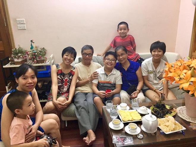 Con trai MC Thảo Vân được ông nội tặng tài sản quý giá mà NSND Công Lý đã xin nhưng bị từ chối-3