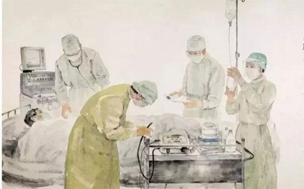 Sự nhọc nhằn của bác sĩ ở Vũ Hán: Tôi cứ nửa tỉnh nửa mê, bật dậy rồi lại nằm xuống-1