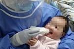 Cháu bé 3 tháng ở Vĩnh Phúc đã có kết quả âm tính với virus corona, dự kiến sẽ sớm được ra viện