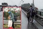 Sau vụ tai nạn khiến cô gái dẫn con ăn xin trên cầu Thanh Trì tử vong, còn lại người mẹ già ôm cháu nhỏ không nơi nương tựa