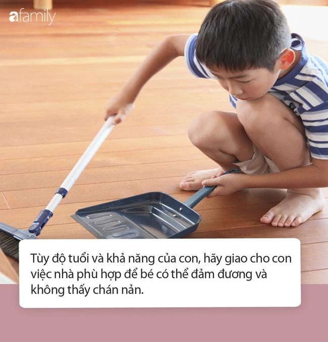 Cậu bé 7 tuổi chăm chỉ làm mọi việc nhà nhưng câu nói của bé khiến bố mẹ bị chỉ trích xem lại cách dạy con-2