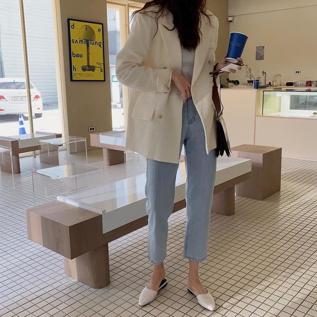 Nàng ngoài 30 tuổi nên ghim chặt 10 công thức sau để thấy mặc đẹp chưa bao giờ dễ đến thế-9