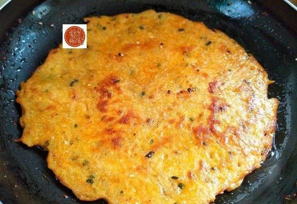 Buổi sáng mẹ chế biến bánh khoai tây kiểu này đảm bảo gây nghiện, con thích mê-9