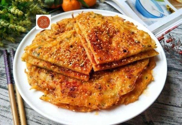 Buổi sáng mẹ chế biến bánh khoai tây kiểu này đảm bảo gây nghiện, con thích mê-10