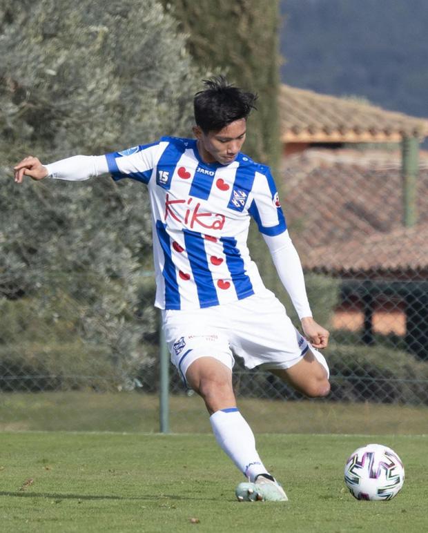 Văn Hậu giúp đội trẻ SC Heerenveen thắng trận thứ 3 liên tiếp, có cơ hội cạnh tranh danh hiệu đầu tiên tại Hà Lan-1