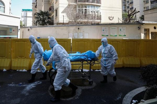 Số ca tử vong vì virus corona ở TQ vượt 1.800-1