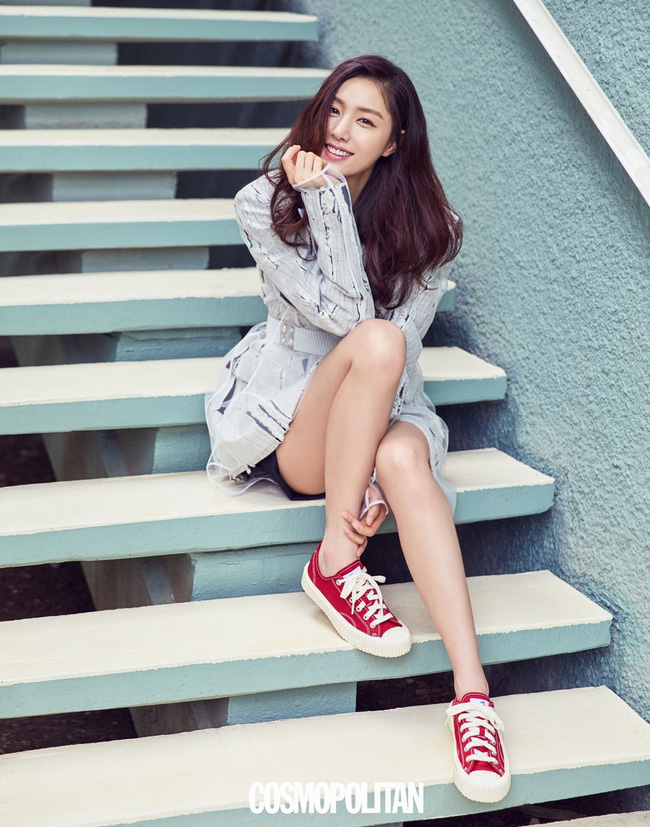 Hôn thê sang chảnh lạnh lùng của Hyun Bin trong Hạ Cánh Nơi Anh: Sở hữu vẻ đẹp chuẩn Hoa hậu, cực phẩm nhất là thân hình siêu nóng bỏng-5