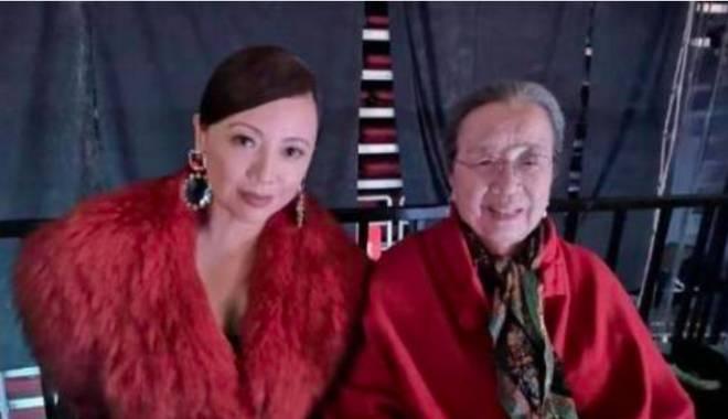 Cuộc sống tuổi U90 ít ai biết của Dung Ma Ma độc ác, thâm hiểm phim Hoàn Châu Cách Cách-5