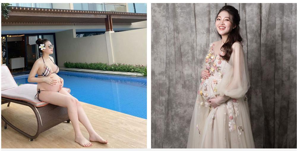 Cô dâu 200 cây vàng ở Nam Định đã sinh con đầu lòng, em bé rich kid ngậm thìa vàng từ trứng nước cũng được hé lộ?-2