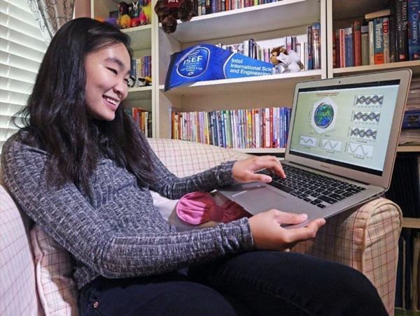 Nữ sinh 19 tuổi dùng trí tuệ nhân tạo để dọn rác trên vũ trụ bao la-9