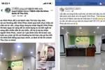 Bệnh viện Thu Cúc lên tiếng vụ bị tố không tiếp nhận sản phụ người Vĩnh Phúc: Thông tin trên mạng xã hội chưa đầy đủ