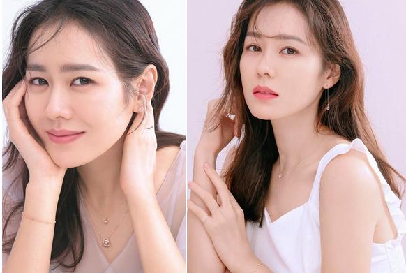 Son Ye Jin có cách dưỡng da khác với mọi người để giữ gìn nhan sắc-1